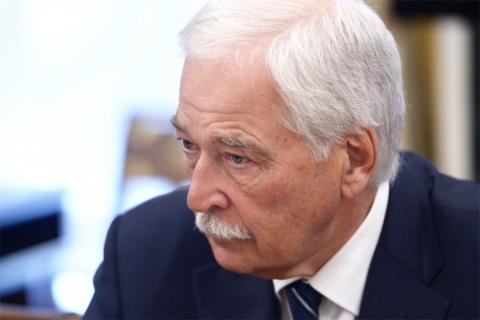 Грызлов обвинил Киев в усиле…