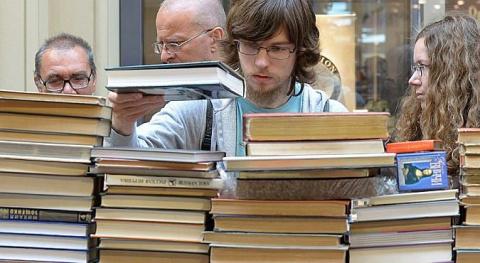 В (на) Украине предложили ввести акциз на российские книги