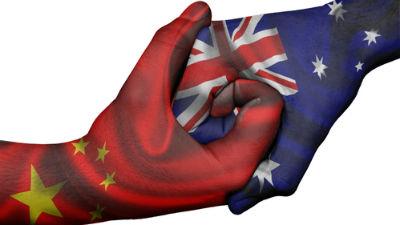 Китай и Австралия подписали …