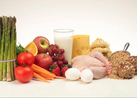 Здоровые продукты вместо нездоровых диет