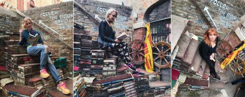 Самый красивый книжный магазин в мире – это Libreria Acqua Alta Di Frizzo Luigi! Да!