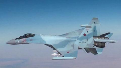 ВКС нанесли удары по ИГ в Сирии на основании координат от штаба США