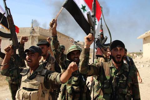 Западные СМИ: Из-за разгрома под Алеппо весь Ближний Восток склонится к России