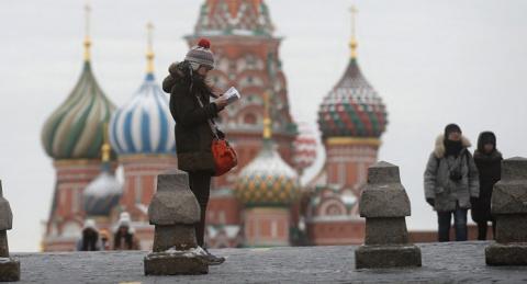 Русские открыто носят оружие…