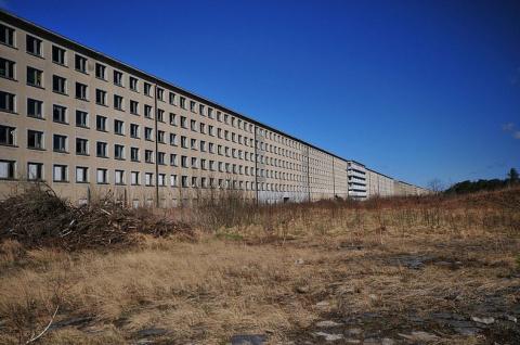 Заброшенный немецкий отель на 10000 номеров
