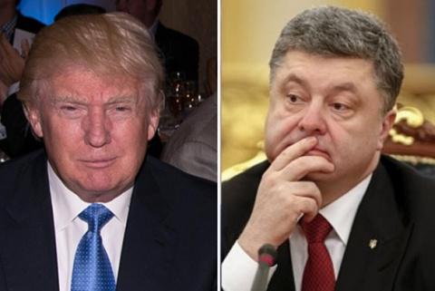 Петр Порошенко вновь взялся за политику подстилки