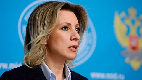 Захарова объяснила теракт в …