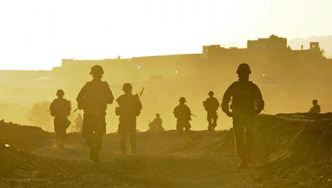 """""""Пусть уходят"""": в МИД России призвали США вывести войска из Афганистана"""