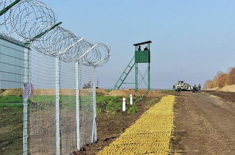 Порошенко захватывает территорию России