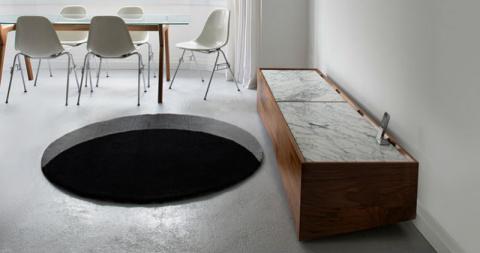 Дизайнер создал коврик, кото…