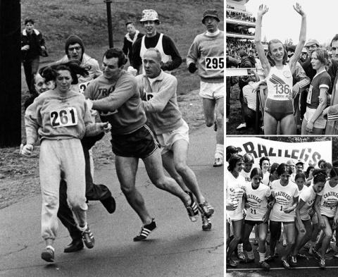 Женщины, которые бегут: две марафонки, изменившие спорт