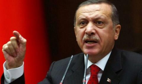 Эрдоган грубо ответил главе …