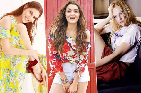 Восточные сказки: как одеваются главные звёзды турецкого кино