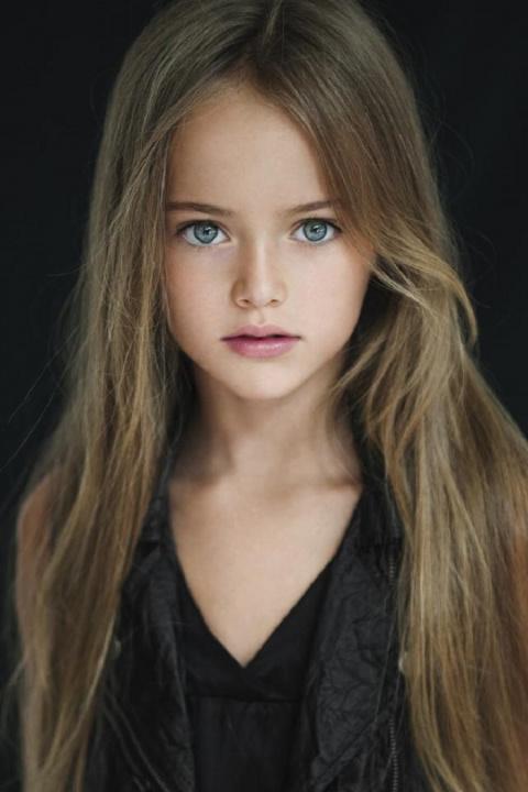 Ее называли российским ангелом и самой красивой девочкой в мире
