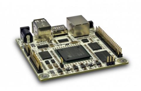 Микрокомпьютер Module MB 77.07 — русский ответ Raspberry Pi