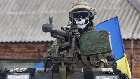 Хроника Донбасса: ВСУ при об…