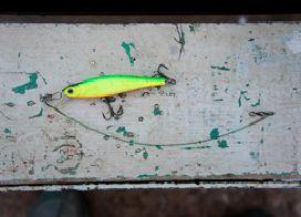 Непосильная ноша рыбака