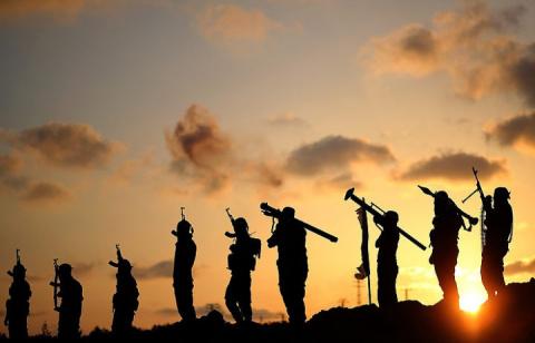 Война в Сирии: боевики «Джебхат ан-Нусры» пытаются укрепиться на границе с Турцией