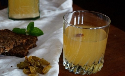 Рецепт домашнего кваса на сухарях