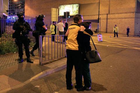 Теракт на «Манчестер-Арене»