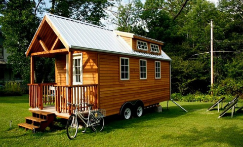 10 идеальных дачных домиков …