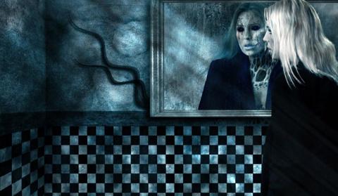 Свидание с призраком в зеркале