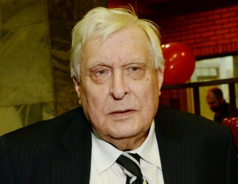 82-летний Олег Басилашвили и…
