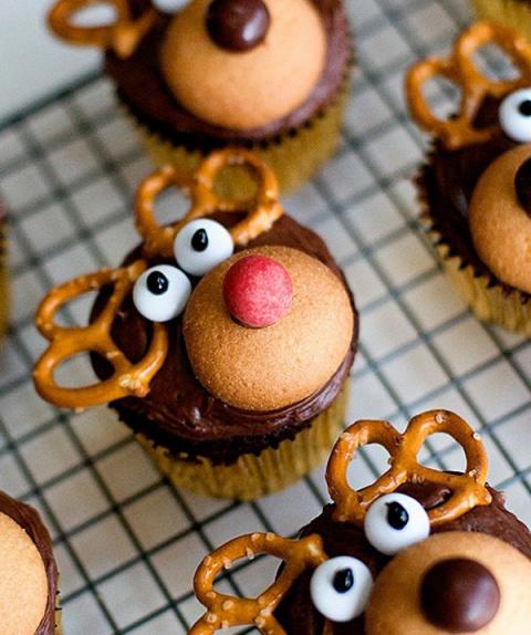 Как украсить новогодний десерт: лучшие идеи ...