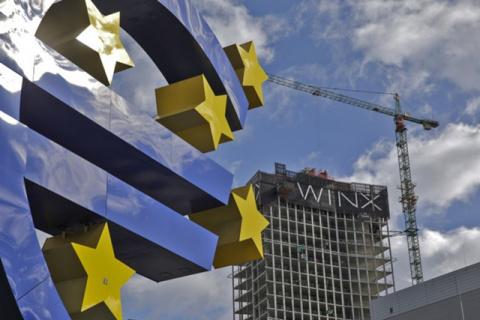 Активность в экономике еврозоны выросла в августе
