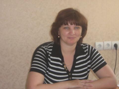Елена Юрьевна Кузьмиченко (Молчанова)