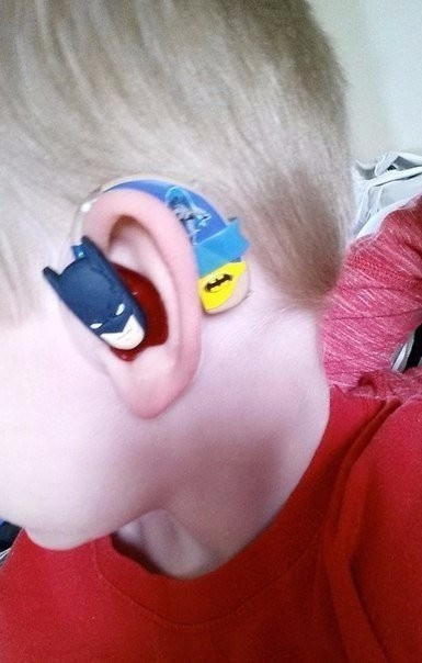 Мама превратила слуховой апп…