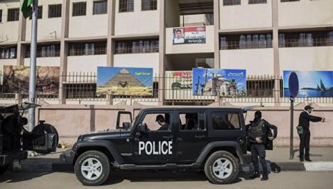 В Египте полиция задержала боевиков, планировавших атаки на христиан