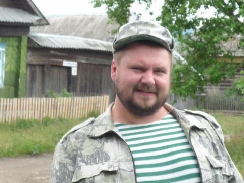 Сергей Владимирович Елпанов