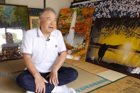Японский пенсионер создаёт в…
