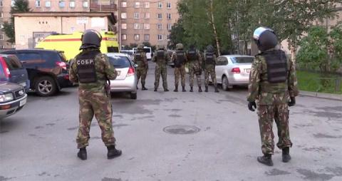 Боевики, ликвидированные в Петербурге, готовили теракт к 1 сентября