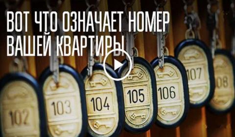 Нумерология. Влияние номера квартиры и дома на вашу жизнь