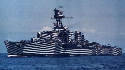 "Капитан эсминца ВМС США ""Дон…"