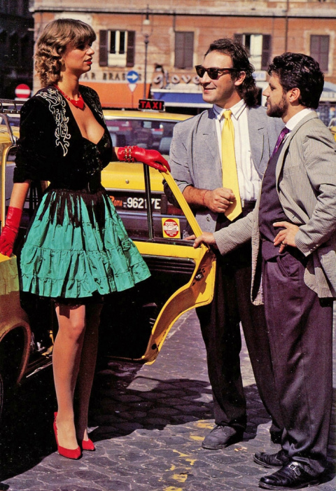 Перед тем как... Мода 70-80-…