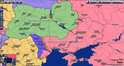 В Москве анонсируют появление «новой страны от Одессы до Харькова» — вместо Украины