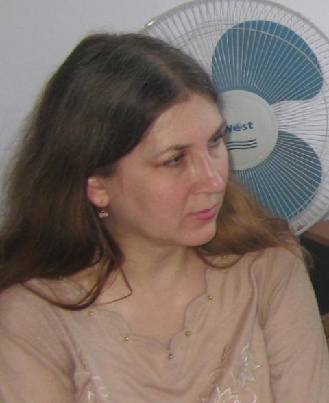 Елена Костромцова
