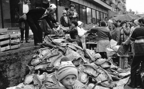 Жирное молоко — только для Москвы: писатель Дедков о дефиците еды в советской Костроме