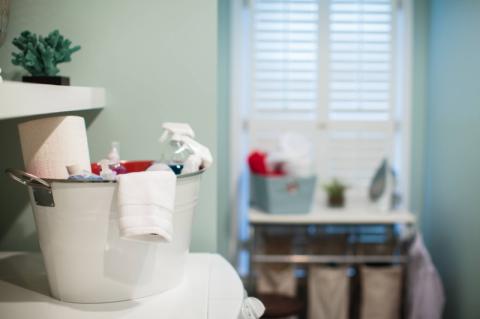 12 странных методик уборки: …