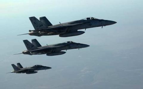 WSJ: пилоты ВВС США «уступают дорогу» самолетам ВКС РФ