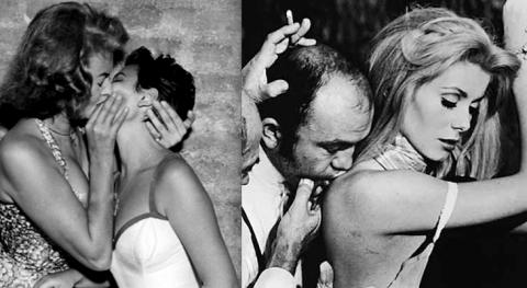 10 поцелуев, которые потрясли мир
