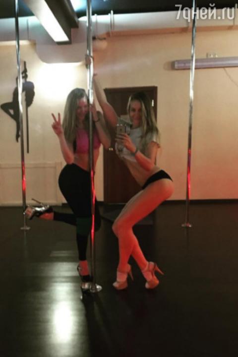 Светлана Ходченкова дала волю своей сексуальности