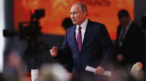 Владимир Путин будет участво…