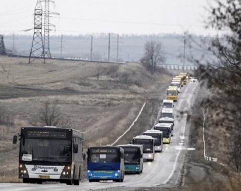 На восток ДНР отправились ав…