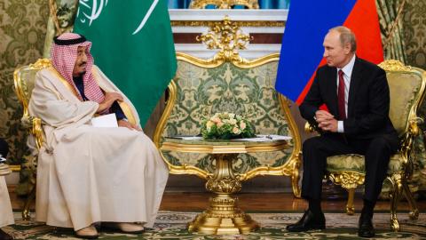 Саудовская Аравия и Россия договорились о поставках С-400