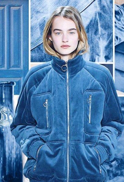 Голубая бездна: Мода в оттенках водной стихии