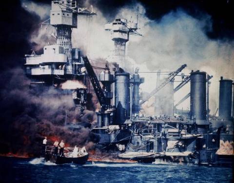 Как США натравливали Японию …